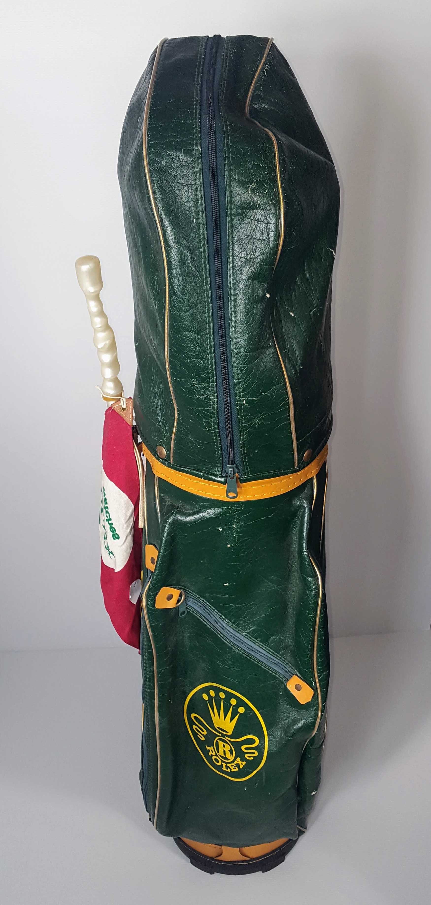 Arnold Palmer S Practice Used Golf Clubs From The 1968
